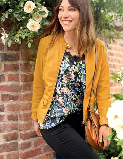 mode femme - rentrée - automne