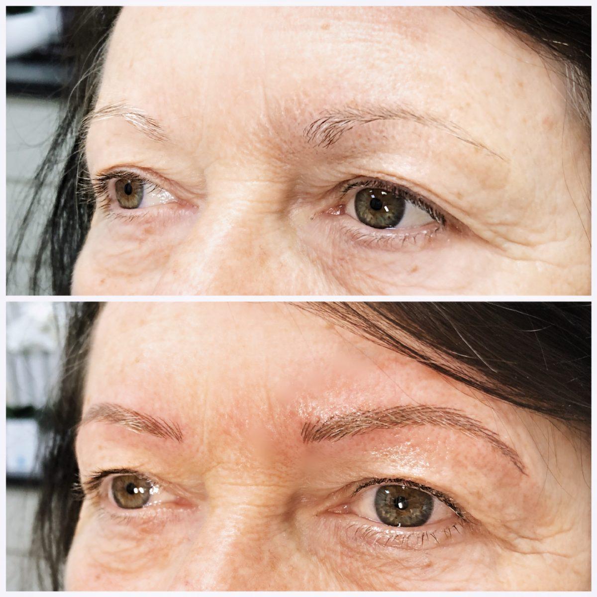Miss M - maquillage - permanent- sourcils - tatouage - dermopigmentation