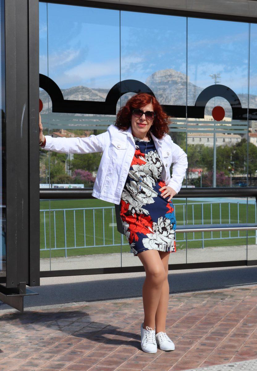 Damart- mode - femme - printemps - été - quinqua