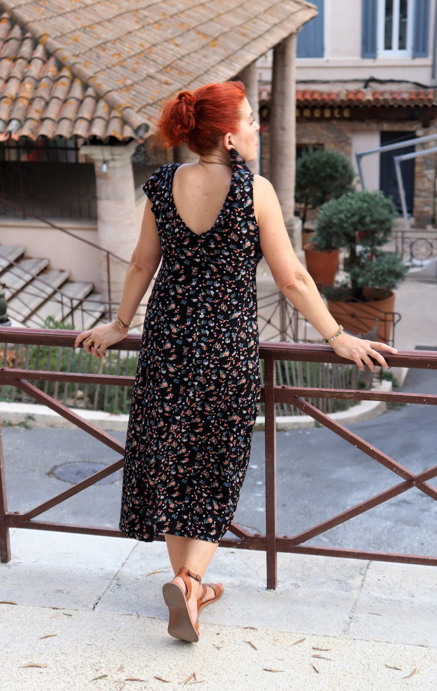 Ma robe longue