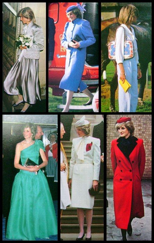 Femmes des années 80