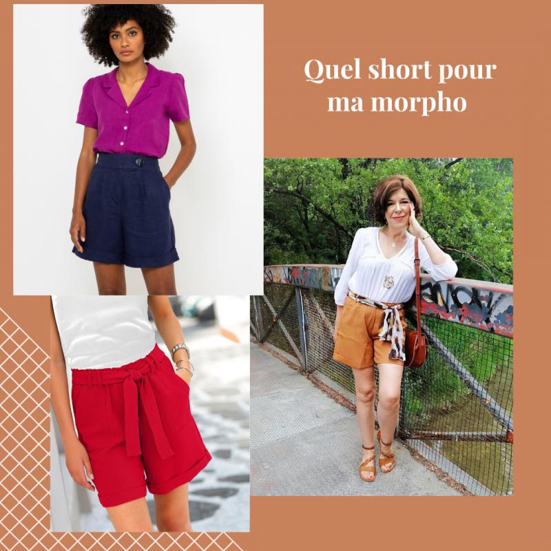Quel short pour ma morpho