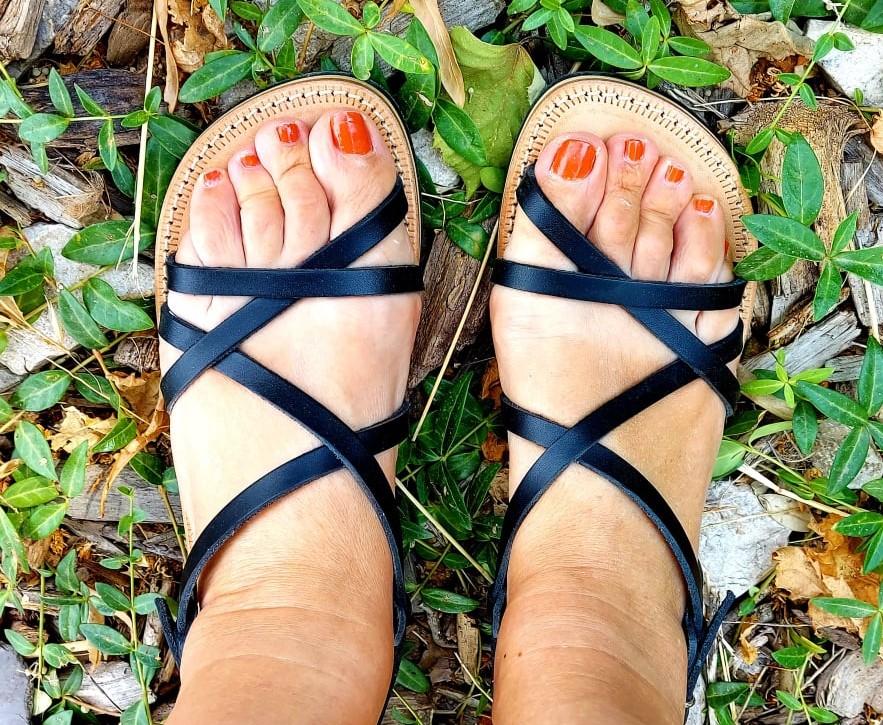 La Camarguaise : des sandales artisanales